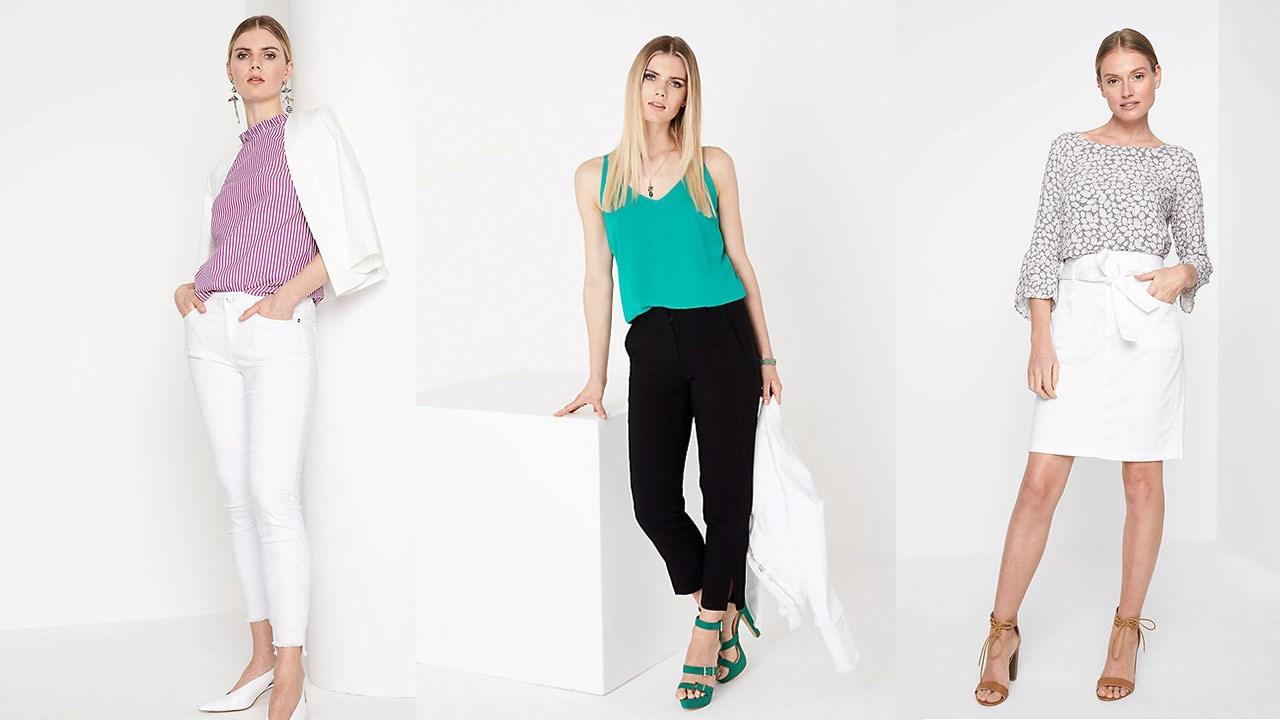 buy popular b75ac ee96c Outfit estivi per l'ufficio - Globus Moda | Bolzano | Merano ...